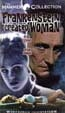 FRANKENSTEIN CREATED WOMAN (1967) - VHS