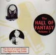 HALL OF FANTASY Vol. 3 (Radio Shows) - CD