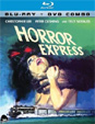 HORROR EXPRESS (1972) - Blu-Ray & DVD Combo Pack