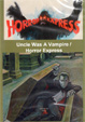 UNCLE WAS A VAMPIRE/HORROR EXPRESS - DVD