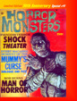 HORROR MONSTERS #4 - Reprint Book