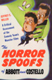 HORROR SPOOFS OF ABBOTT & COSTELLO - Book