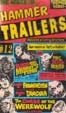 HOUSE OF HAMMER TRAILERS (Compilation) - VHS