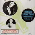 INNER SANCTUM MYSTERIES Volume 1 - CD