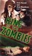 KING OF THE ZOMBIES (1941) - VHS