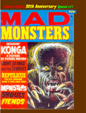 MAD MONSTERS #1 - Reprint Book
