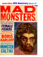 MAD MONSTERS #3 - Reprint Book