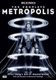 METROPOLIS (1927) - COMPLETE RESTORED SP. EDITION - DVD