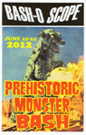 MONSTER BASH 2012 PROGRAM GUIDE - Collectible