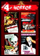 MOVIES 4 YOU: HORROR - DVD