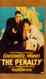 PENALTY, THE (1920) - Used VHS