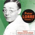 PETER LORRE Vol. 3 - CD