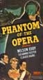 PHANTOM OF THE OPERA, THE (1943) - Used VHS