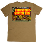 PREHISTORIC MONSTER BASH - Tee Shirt