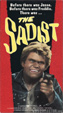 SADIST, THE (1963) - VHS