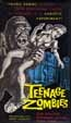 TEENAGE ZOMBIES (1959) - VHS