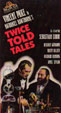 TWICE TOLD TALES (1962) - VHS