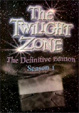 TWILIGHT ZONE - 1st SEASON DVD BOX SET