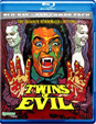 TWINS OF EVIL (1971) - Blu-Ray and DVD Combo Pack