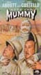 ABBOTT & COSTELLO MEET THE MUMMY (1955) - VHS