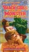 BEACH GIRLS AND THE MONSTER (1965) - VHS