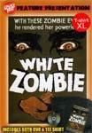 WHITE ZOMBIE (1932) - DVD and XL Tee Shirt
