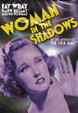 WOMAN IN THE SHADOWS (1933) - DVD
