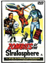ZOMBIES OF THE STRATOSHERE (1952) - DVD Set