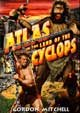ATLAS IN THE LAND OF THE CYCLOPS (1961/Alpha) - DVD