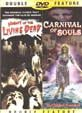CARNIVAL OF SOULS (1962)/NIGHT OF THE LIVING DEAD (1968) - DVD