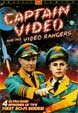CAPTAIN VIDEO AND HIS VIDEO RANGERS (Classic TV 1949-1955) - DVD