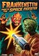 FRANKENSTEIN MEETS THE SPACE MONSTER (1964) - DVD
