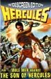 HERCULES / MOLE MEN AGAINST THE SON OF HERCULES - DVD