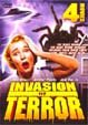 INVASION OF TERROR - Four Movie DVD Set
