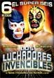 INVINCIBLE WRESTLERS (6 Movie Set - In Spanish) - DVD