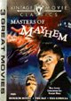 MASTERS OF MAYHEM - Triple Feature - DVD