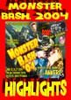 MONSTER BASH: 2004 - DVD