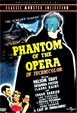 PHANTOM OF THE OPERA, THE (1943) - DVD