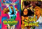 SHE DEMONS/ASTOUNDING SHE MONSTER - DVD