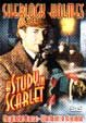 STUDY IN SCARLET (1933) - DVD