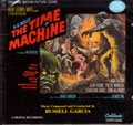 TIME MACHINE - Soundtrack CD