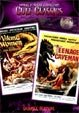 TEENAGE CAVEMAN (1958)/VIKING WOMEN VS. SEA SERPENT (1961) - DVD