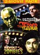 TERROR, THE (1963)/REVOLT OF THE ZOMBIES (1936) - Double Feature