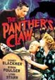 PANTHER'S CLAW (1942) - DVD