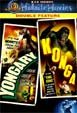 YONGARY - MONSTER FROM THE DEEP (1967)/KONGA (1961) - DVD