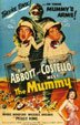 ABBOTT AND COSTELLO MEET THE MUMMY - 11X17 Poster