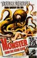 MONSTER FROM THE OCEAN FLOOR - 11X17 Poster Reproduction