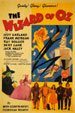 WIZARD OF OZ (1939) - 11X17 Poster Reproduction