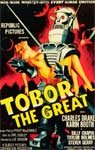 TOBOR THE GREAT (1954) - 11X17 Poster Reproduction