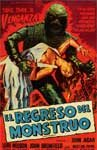 REVENGE OF THE CREATURE (Italian B) - 11X17 Poster Reproduction